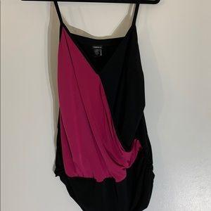 TORRID size 2 Dressy top